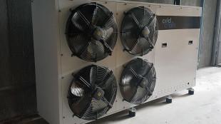 Endüstriyel Tip Soğutma Grupları